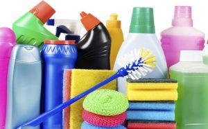 Исследование: Чистящие средства увеличивают риск повреждения легких