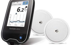 С новым сенсором для определения уровня сахара в крови можно плавать и принимать душ