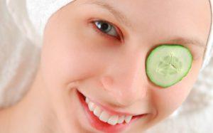 7 рецептов красоты для здоровья и сияния кожи вокруг глаз