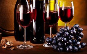Красное вино помогает при воспалительных заболеваниях