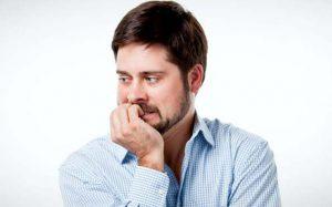 Тревожность у мужчин может стать причиной развития рака