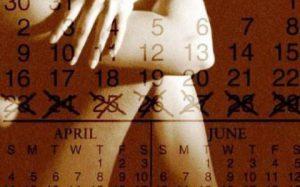 Сканирование показало, как меняется мозг женщины в течение менструального цикла