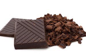 Черный шоколад положительно отражается на здоровье сердца