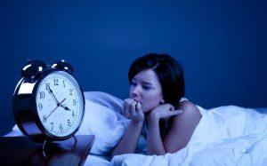 Бессонница повышает риск аритмии и инсульта