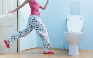 Как избавиться от диареи?