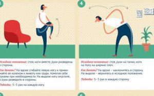 Гимнастика для сердца – здоровье в каждом упражнении