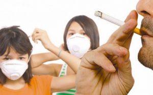 Сердце пассивных курильщиков подвергается опасности