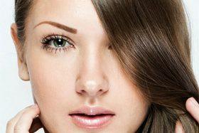 Естественное средство блестящих волос