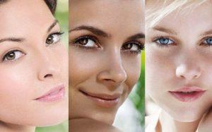 Как правильно подбирать косметику по типу кожи