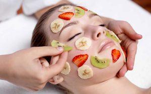 Маски для лица из фруктов и ягод