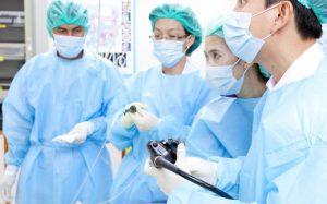 Современная хирургия. Как проходит эндоскопическая операция?