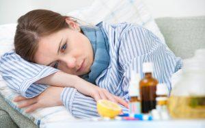 Болит горло летом: что делать?