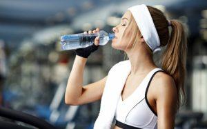 Прием питьевой воды после физических упражнений повреждает почки