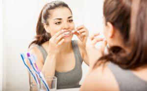 Как попытки отбеливания разрушают зубы