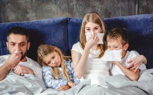 Почему аллергия может стать еще тяжелее осенью