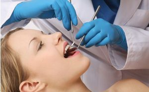 Виды SPA-процедур для ротовой полости