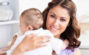 Материнский голос снимает детский стресс