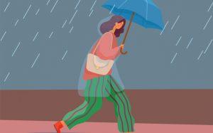 Как получать витамин D в период дождей и дефицита солнца