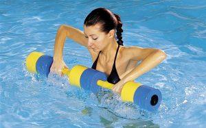 Плавание — источник вечной молодости!